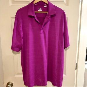 Cutter & Buck golf shirt